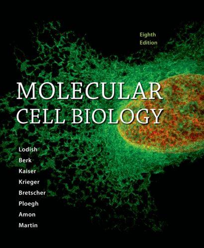 9781464187445 Molecular Cell Biology