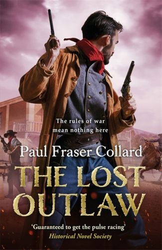 9781472239112 Lost Outlaw (Jack Lark, Book 8)