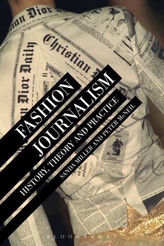 9781472535818 Fashion Journalism