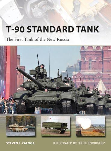 9781472818225 T-90 Standard Tank