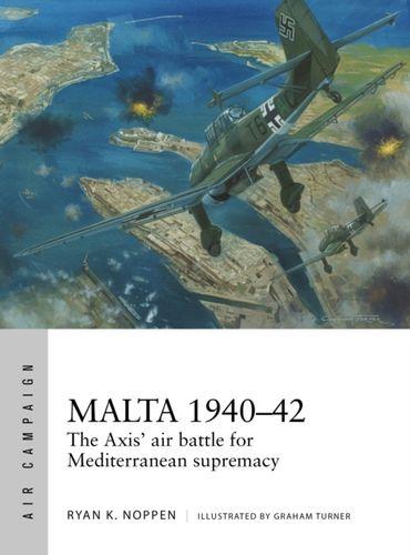 9781472820600 Malta 1940-42