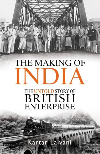 9781472924827 Making of India