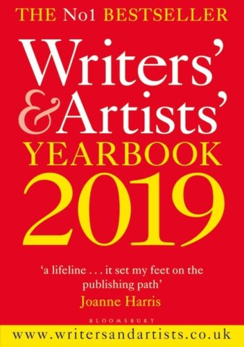9781472947499 Writers' & Artists' Yearbook 2019
