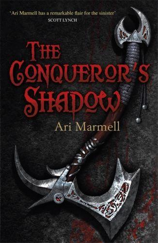 9781473228382 Conqueror's Shadow