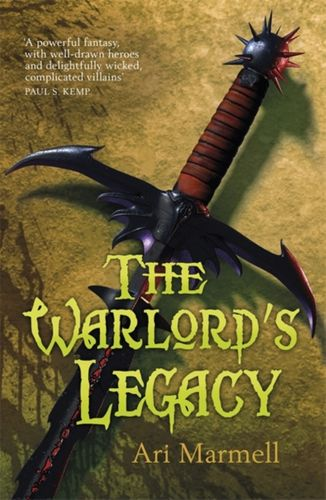 9781473228399 Warlord's Legacy
