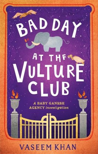 9781473685383 Bad Day at the Vulture Club