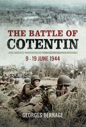 9781473857636 Battle of Cotentin