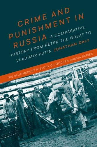 9781474224352 Crime and Punishment in Russia