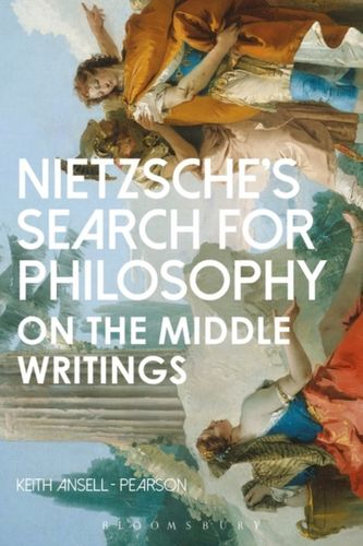 9781474254700 Nietzsche's Search for Philosophy