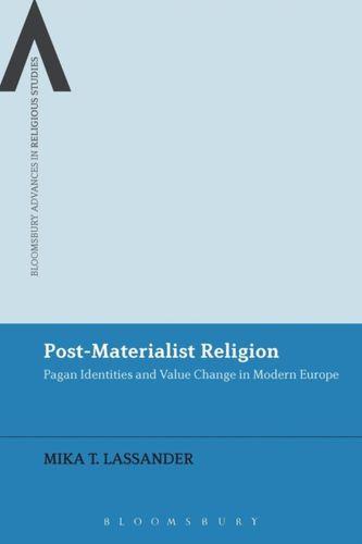 9781474276221 Post-Materialist Religion