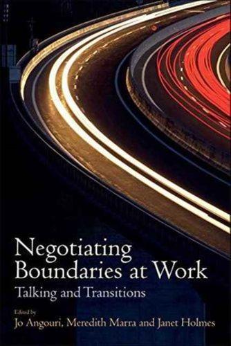 9781474403139 Negotiating Boundaries at Work
