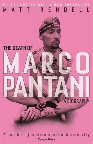 9781474600774 Death of Marco Pantani