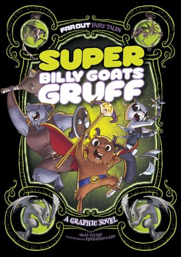 9781474710282 Super Billy Goats Gruff