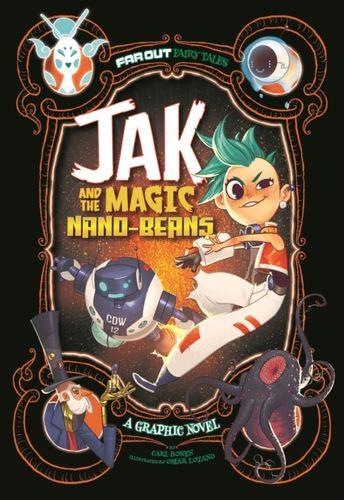 9781474710305 Jak and the Magic Nano-beans