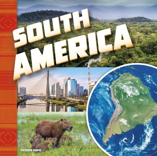 9781474765138 South America