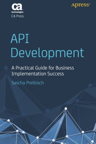 9781484241394 API Development