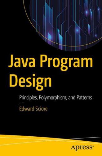 9781484241424 Java Program Design
