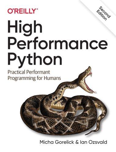 9781492055020 High Performance Python