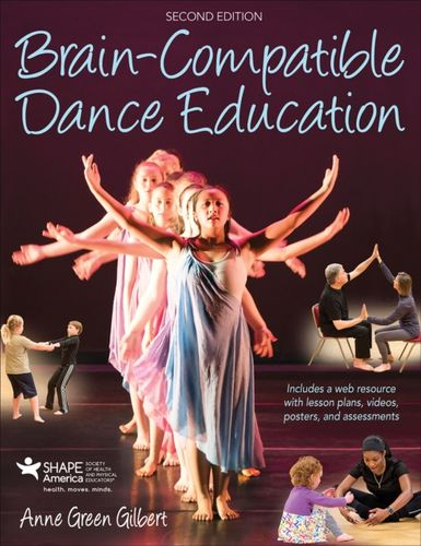 9781492561231 Brain-Compatible Dance Education