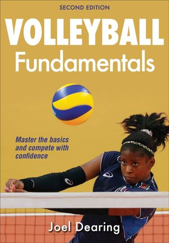 9781492567295 Volleyball Fundamentals-2nd Edition