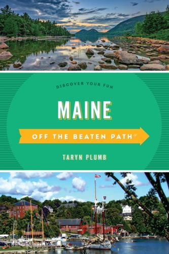 9781493037575 Maine Off the Beaten Path (R)