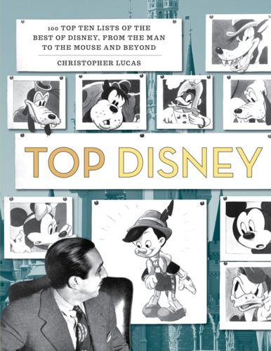 9781493037711 Top Disney