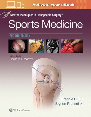 9781496375179 Master Techniques in Orthopaedic Surgery: Sports Medicine