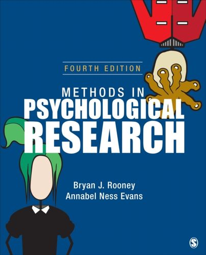 9781506384931 Methods in Psychological Research