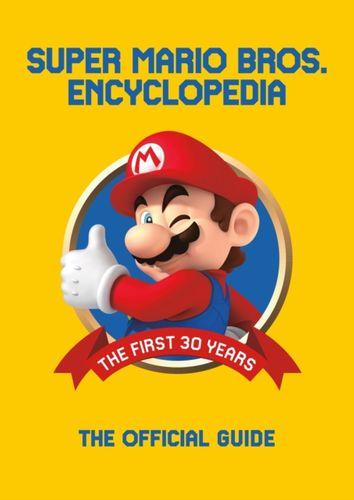 9781506708973 Super Mario Encyclopedia