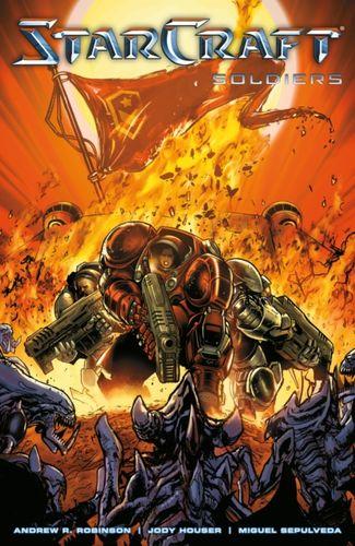 9781506709253 Starcraft: Soldiers (starcraft Volume 2)