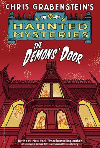 9781524765200 Demons' Door