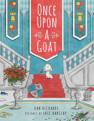 9781524773748 Once Upon a Goat