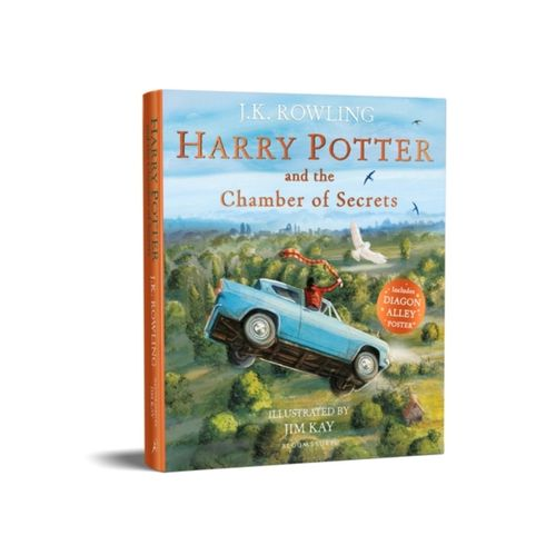 9781526609205 Harry Potter and the Chamber of Secrets