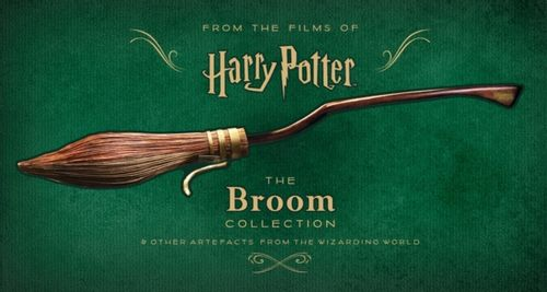 9781526629302 Harry Potter - The Broom Collection and Other Artefacts from the Wizarding World