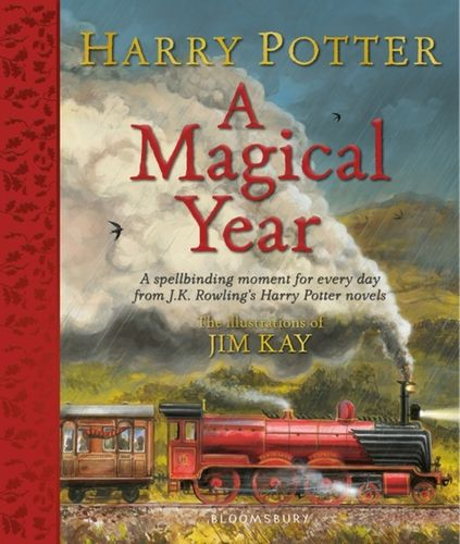 9781526640871 Harry Potter - A Magical Year