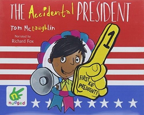 9781528816311 Accidental President