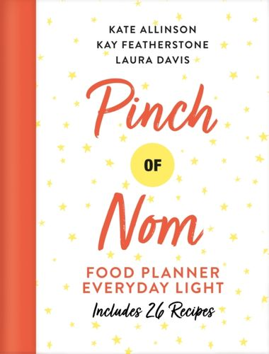 9781529026443 Pinch of Nom Food Planner: Everyday Light
