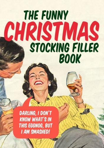 9781529105124 Funny Christmas Stocking Filler Book