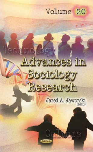 9781536101331 Advances in Sociology Research