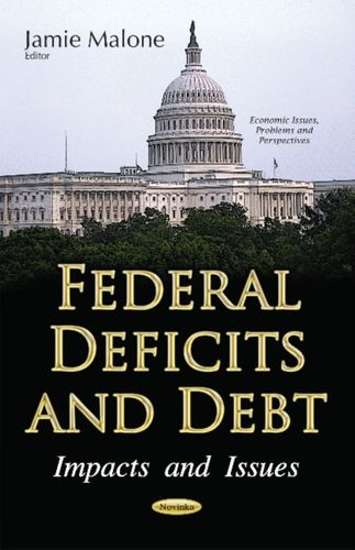 9781536102680 Federal Deficits & Debt