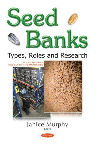 9781536103885 Seed Banks