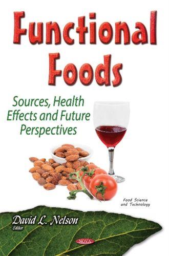 9781536104776 Functional Foods