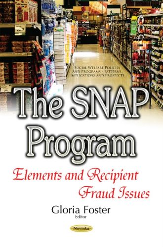 9781536105025 SNAP Program
