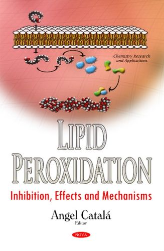 9781536105063 Lipid Peroxidation