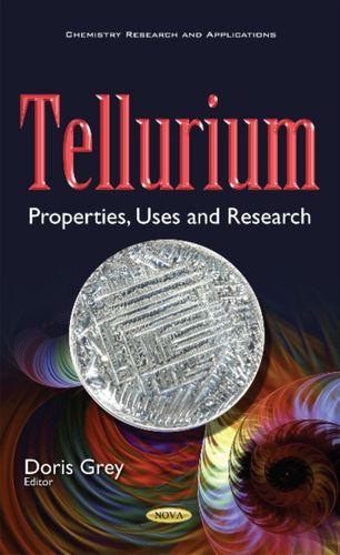 9781536105551 Tellurium