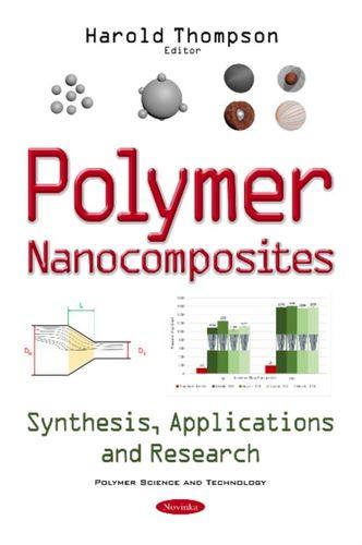 9781536107487 Polymer Nanocomposites