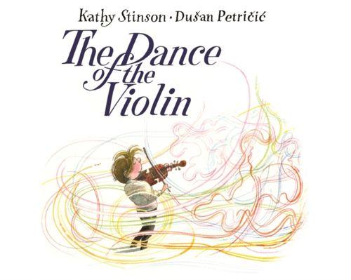 9781554519002 Dance of the Violin