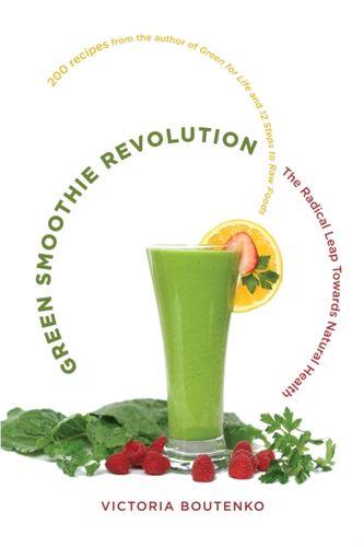 9781556438127 Green Smoothie Revolution