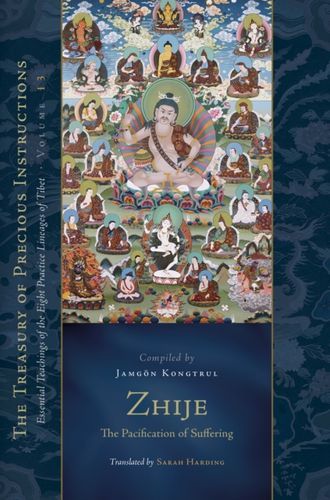 9781559394840 Zhije: The Pacification of Suffering