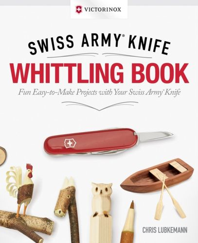 9781565239098 Victorinox Swiss Army Knife Whittling Gift Edition
